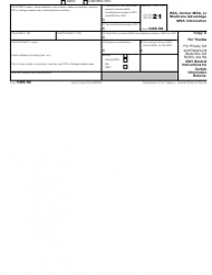 "IRS Form 5498-SA ""Hsa, Archer Msa, or Medicare Advantage Msa Information"", Page 4"