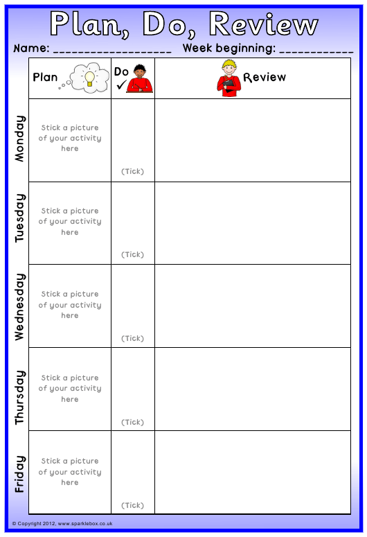 """Weekly Schedule Template"" Download Pdf"