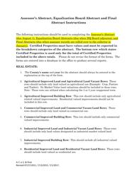 Instructions for Form A-7, A-7B, E-2 - Arkansas