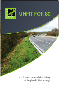 """""""Unfit for 80 - Road Safety Foundation"""""""