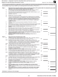 """Instructions for IRS Form 941-X """"Adjusted Employer's Quarterly Federal Tax Return or Claim for Refund"""", Page 22"""