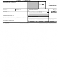 """IRS Form 1099-NEC """"Nonemployee Compensation"""", Page 3"""