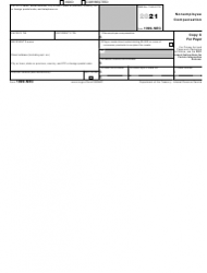 """IRS Form 1099-NEC """"Nonemployee Compensation"""", Page 7"""