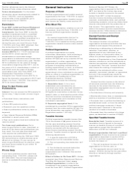 """IRS Form 1120-POL """"U.S. Income Tax Return for Certain Political Organizations"""", Page 2"""