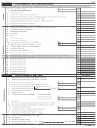"""IRS Form 8865 """"Return of U.S. Persons With Respect to Certain Foreign Partnerships"""", Page 3"""