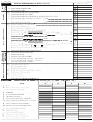 """IRS Form 8865 """"Return of U.S. Persons With Respect to Certain Foreign Partnerships"""", Page 4"""
