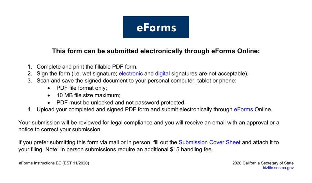 Form LP-5  Printable Pdf