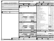 "Form AOC-CR-381 ""Criminal Bill of Costs"" - North Carolina"