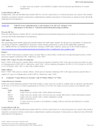 """Form OP-UA34 (TCEQ-10291) """"Pharmaceutical Manufacturing Facility Attributes"""" - Texas, Page 6"""