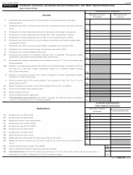 """IRS Form 1120-PC """"U.S. Property and Casualty Insurance Company Income Tax Return"""", Page 4"""
