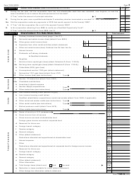 """IRS Form 1120-S """"U.S. Income Tax Return for an S Corporation"""", Page 3"""