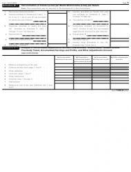 """IRS Form 1120-S """"U.S. Income Tax Return for an S Corporation"""", Page 5"""