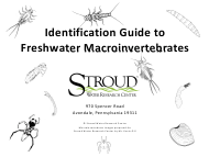 """""""Identification Guide to Freshwater Macroinvertebrates - Stroud Water Research Center"""""""