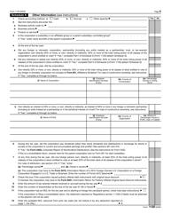 "IRS Form 1120 ""U.S. Corporation Income Tax Return"", Page 4"