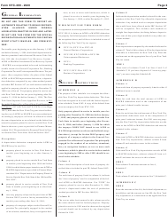 """Form NYC-399 """"Schedule of New York City Depreciation Adjustments"""" - New York City, Page 2"""