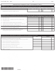 """Form NYC-2A/BC """"Member's Detail Report"""" - New York City, Page 3"""