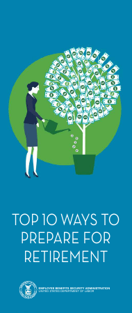 """""""Top 10 Ways to Prepare for Retirement"""""""