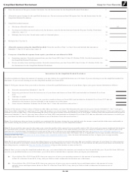 """Instructions for IRS Form 1040 Schedule C """"Profit or Loss From Business"""", Page 12"""