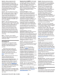"""Instructions for IRS Form 5471 """"Information Return of U.S. Persons With Respect to Certain Foreign Corporations"""", Page 29"""