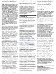 """Instructions for IRS Form 5471 """"Information Return of U.S. Persons With Respect to Certain Foreign Corporations"""", Page 33"""