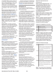 """Instructions for IRS Form 5471 """"Information Return of U.S. Persons With Respect to Certain Foreign Corporations"""", Page 35"""