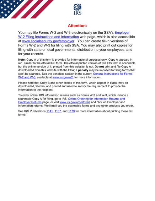 IRS Form W-3SS 2021 Printable Pdf