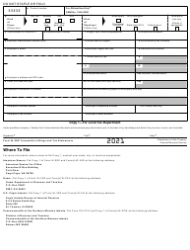 """IRS Form W-3SS """"Transmittal of Wage and Tax Statements"""", Page 3"""