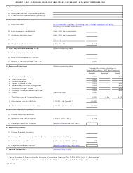 "Exhibit C-WC ""Louisiana Loss Cost Multiplier Worksheet - Workers' Compensation"" - Louisiana"