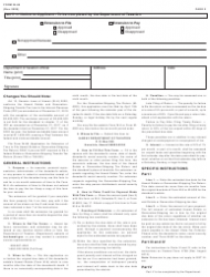 """Form M-68 """"Application for Extension of Time to File Hawaii Estate Tax Return (Form M-6) or Hawaii Generation-Skipping Transfer Tax Return (M-6gs) and/or Pay Hawaii Estate (And Generation-Skipping Transfer) Taxes"""" - Hawaii, Page 2"""