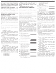 """Instructions for Form N-210 """"Underpayment of Estimated Tax by Individuals, Estates, and Trusts"""" - Hawaii, Page 3"""