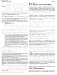 """Instructions for Form N-220 """"Underpayment of Estimated Tax by Corporations and S Corporations"""" - Hawaii, Page 2"""