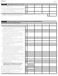 """Form N-210 """"Underpayment of Estimated Tax by Individuals, Estates, and Trusts"""" - Hawaii, Page 2"""
