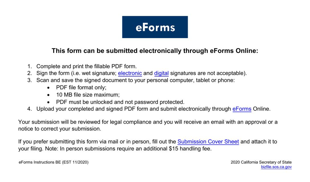 Form LLP-2 Printable Pdf