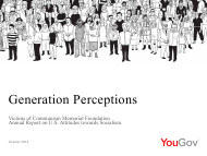 """Annual Report on U.S. Attitudes Towards Socialism: Generation Perceptions - Victims of Communism Memorial Foundation"""
