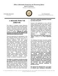 """Electronic Funds Transfer Enrollment Form"" - Louisiana"