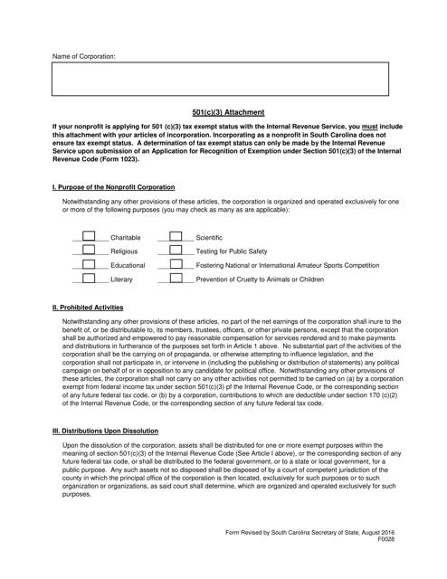 Form 0028  Printable Pdf