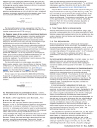 """Instructions for IRS Form 941 """"Employer's Quarterly Federal Tax Return"""", Page 12"""
