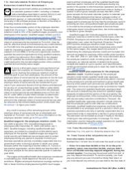 """Instructions for IRS Form 941 """"Employer's Quarterly Federal Tax Return"""", Page 14"""