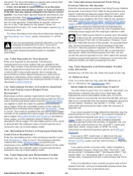 """Instructions for IRS Form 941 """"Employer's Quarterly Federal Tax Return"""", Page 15"""