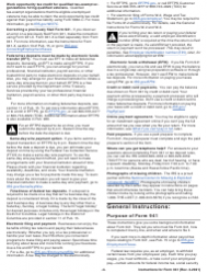 """Instructions for IRS Form 941 """"Employer's Quarterly Federal Tax Return"""", Page 4"""