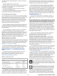 """Instructions for IRS Form 941 """"Employer's Quarterly Federal Tax Return"""", Page 6"""