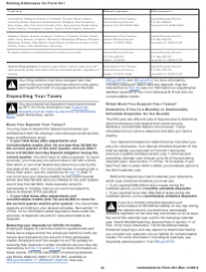"""Instructions for IRS Form 941 """"Employer's Quarterly Federal Tax Return"""", Page 8"""