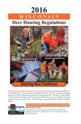 "Form PUB-WM-431 ""Deer Hunting Regulations"" - Wisconsin, 2016"