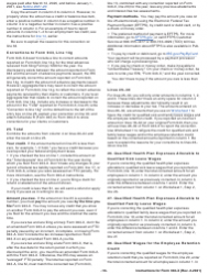 """Instructions for IRS Form 943-X """"Adjusted Employer's Annual Federal Tax Return for Agricultural Employees or Claim for Refund"""", Page 16"""