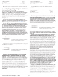 """Instructions for IRS Form 944-X """"Adjusted Employer's Annual Federal Tax Return or Claim for Refund"""", Page 11"""