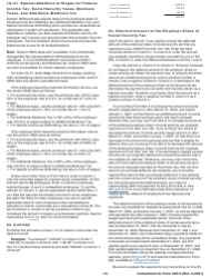 """Instructions for IRS Form 944-X """"Adjusted Employer's Annual Federal Tax Return or Claim for Refund"""", Page 14"""