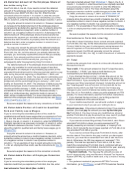 """Instructions for IRS Form 944-X """"Adjusted Employer's Annual Federal Tax Return or Claim for Refund"""", Page 15"""