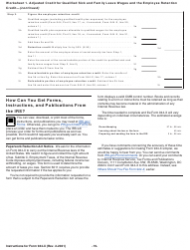"""Instructions for IRS Form 944-X """"Adjusted Employer's Annual Federal Tax Return or Claim for Refund"""", Page 19"""