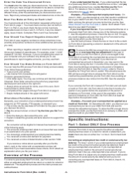 """Instructions for IRS Form 944-X """"Adjusted Employer's Annual Federal Tax Return or Claim for Refund"""", Page 5"""