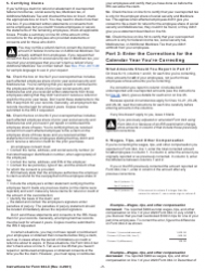 """Instructions for IRS Form 944-X """"Adjusted Employer's Annual Federal Tax Return or Claim for Refund"""", Page 7"""